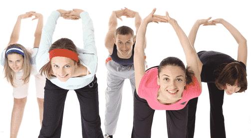 Come eseguire correttamente stretching e riscaldamento
