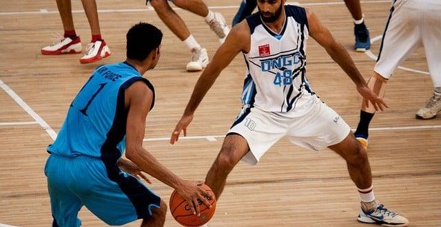 i ruoli del basket
