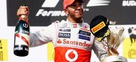 Hamilton vince il GP di Singapore