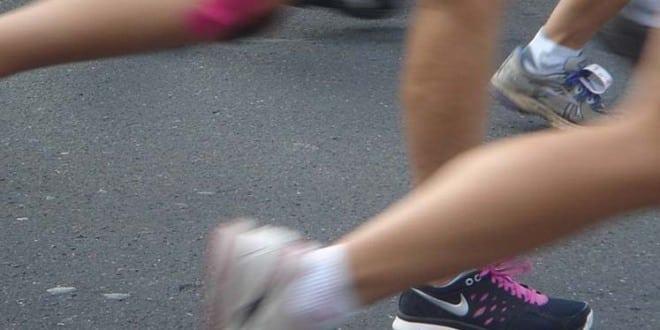 evitare infortuni corsa